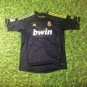 Real Madrid Adidas Soccer Jersey Football Futball